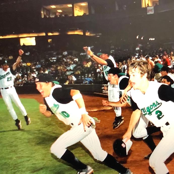 2002 Boys Baseball Team